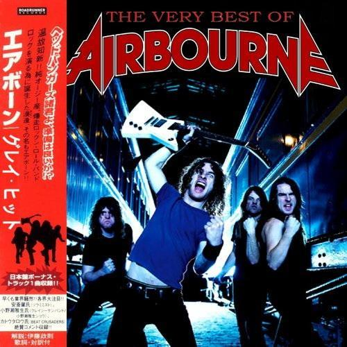 Airbourne - The Very Best (2016)